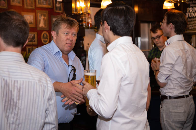 PubAffairs Networking Event, July 2018
