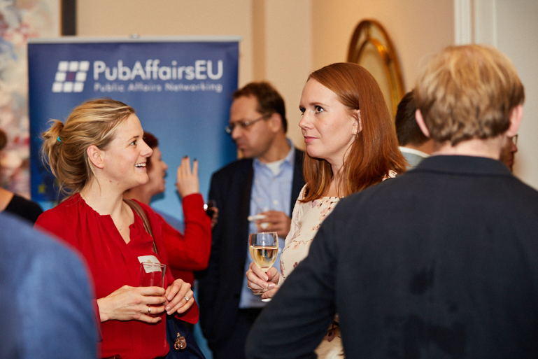 PubAffairs EU event hosted by the Embassy of the Kingdom of the Netherlands