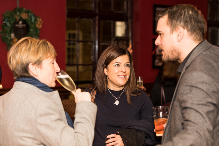 PubAffairs and CIPR Public Affairs Christmas Party 2018