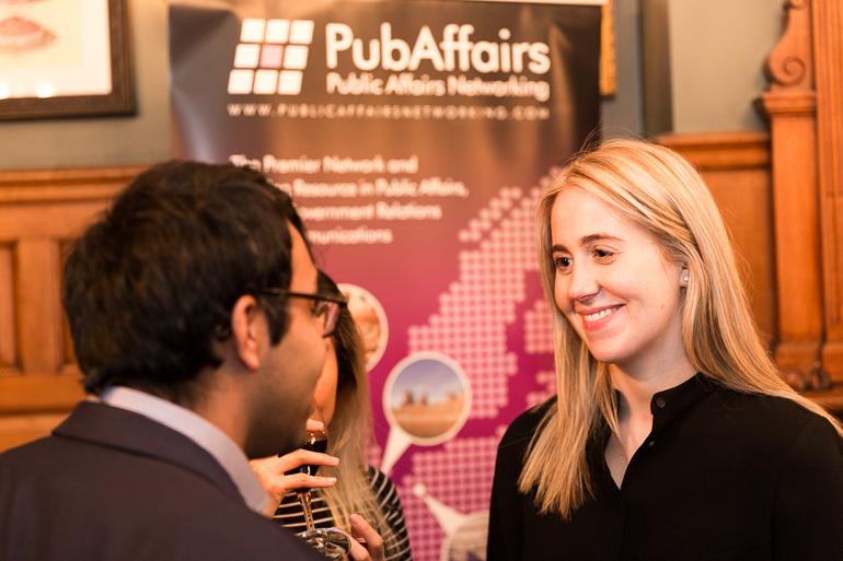 PubAffairs Networking Event, January 2019