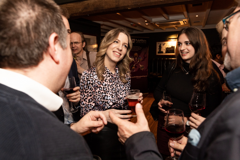PubAffairs Networking Event, May 2019