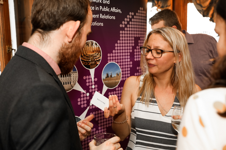 PubAffairs Networking Event, July 2019