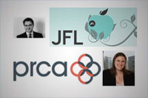 JFL Search & Selection and PRCA Public Affairs Group announce sponsorship deal